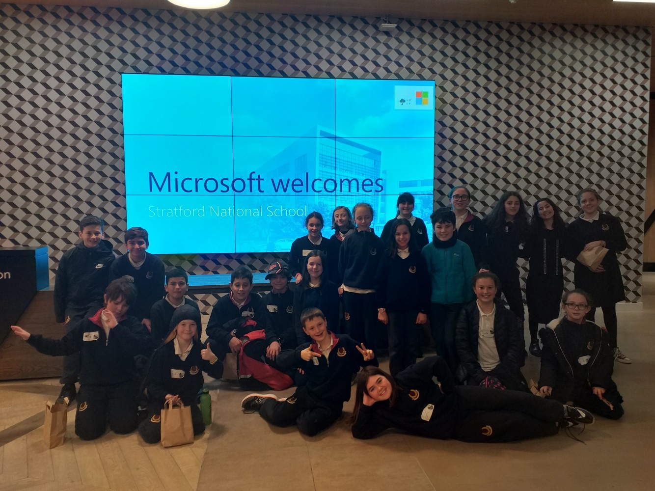 A Visit to Microsoft's DreamSpace