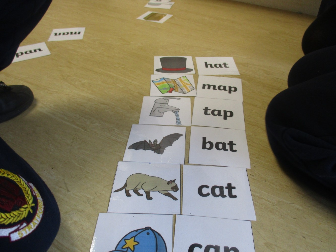 Interactive Games for Junior Infants