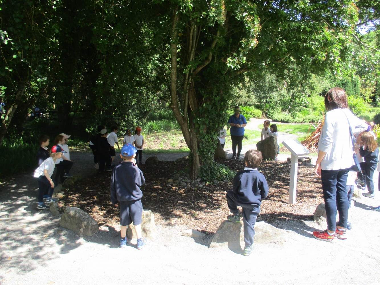 School Tour - Lullymore Heritage Park